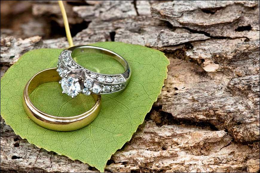 Engagement Rings Metal