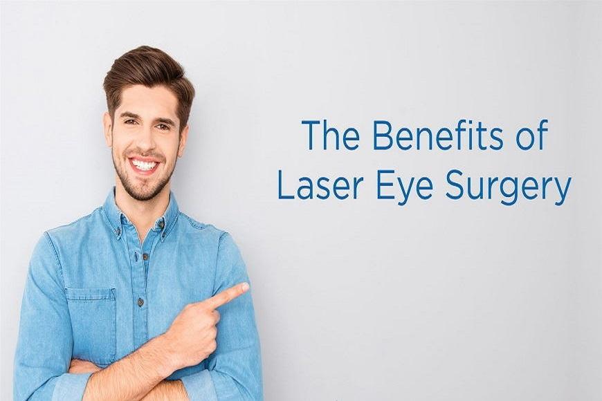 Benefits of Laser Eye Surgery